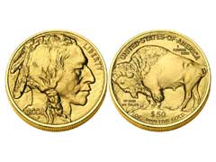 American Buffalo Gold Bullion Coins