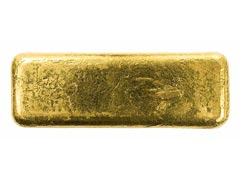 Gold Bar Bullion