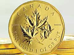Maple Leaf Gold Coins