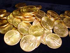 Sell Gold Bullion Coins