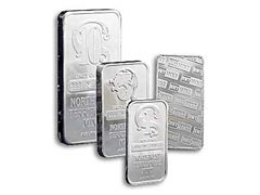 Silver Bullion for Sale