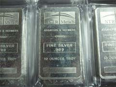 10 oz Silver Bullion Bars