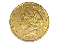 California Gold Coins