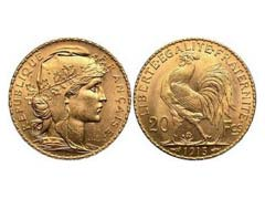 French Gold Coins