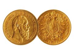 German Gold Coins