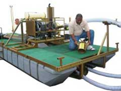 Gold Dredge Technology - How Does It Work?