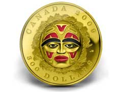 Canadian Gold Coins for Sale