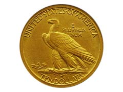 Gold Eagle Coin Mintage