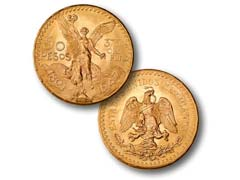 Mexican Gold Bullion Coins