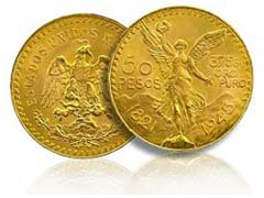 Mexican Gold Coins Value
