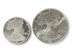 Wholesale Silver Bullion Rounds