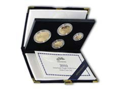 American Eagle Gold Bullion Coins Proof Set