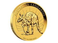 Gold Bullion in Australia