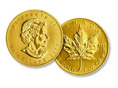 Gold Bullion in Canada